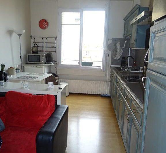 Appartement Montrouge 2 pièce(s) 35 m2