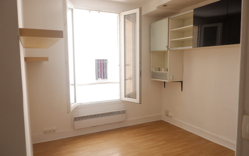 Appartement Paris 2 pièce(s) 23 m2