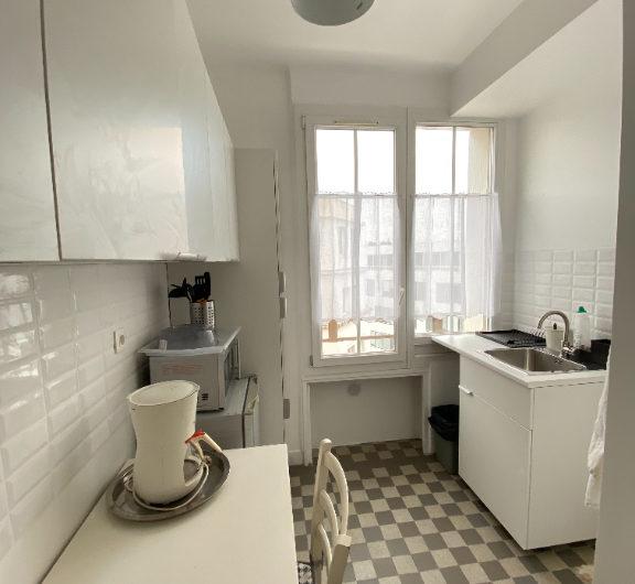 Appartement Montrouge 1 pièce(s) 27.76 m2