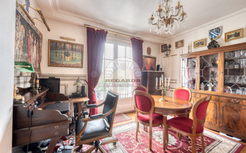 Appartement Issy Les Moulineaux  2 pièce(s) 52.94 m2